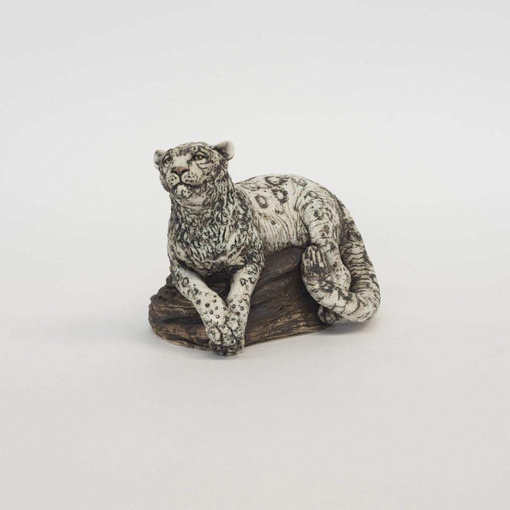 """Susan Claire Page 'Snow Leopard"""""""