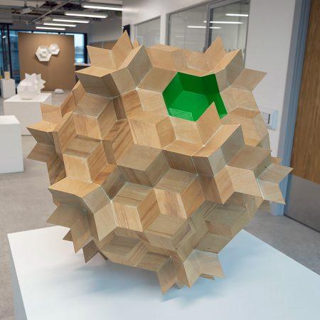 Dominic Hopkinson 'Pentahectatetracontahedron'