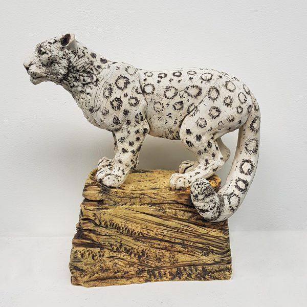 Susan Claire Page 'Snow Leopard'