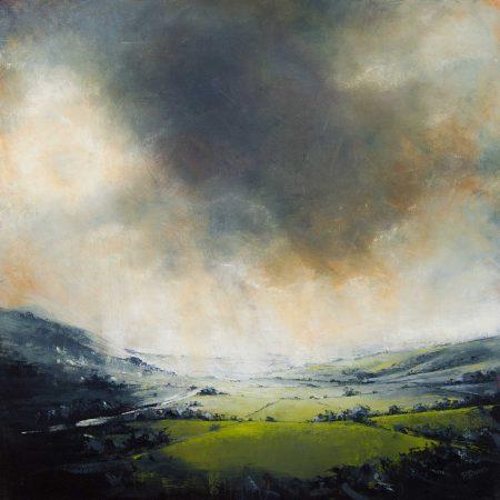 Paula Dunn 'Bruised Sky'