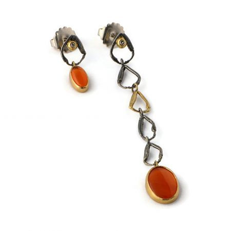 Magnolia Restrepo 'Origins Short and Long Earrings'