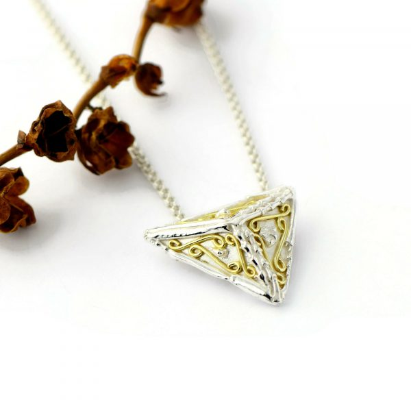 Magnolia Restrepo 'Origins Triangle Pendant'