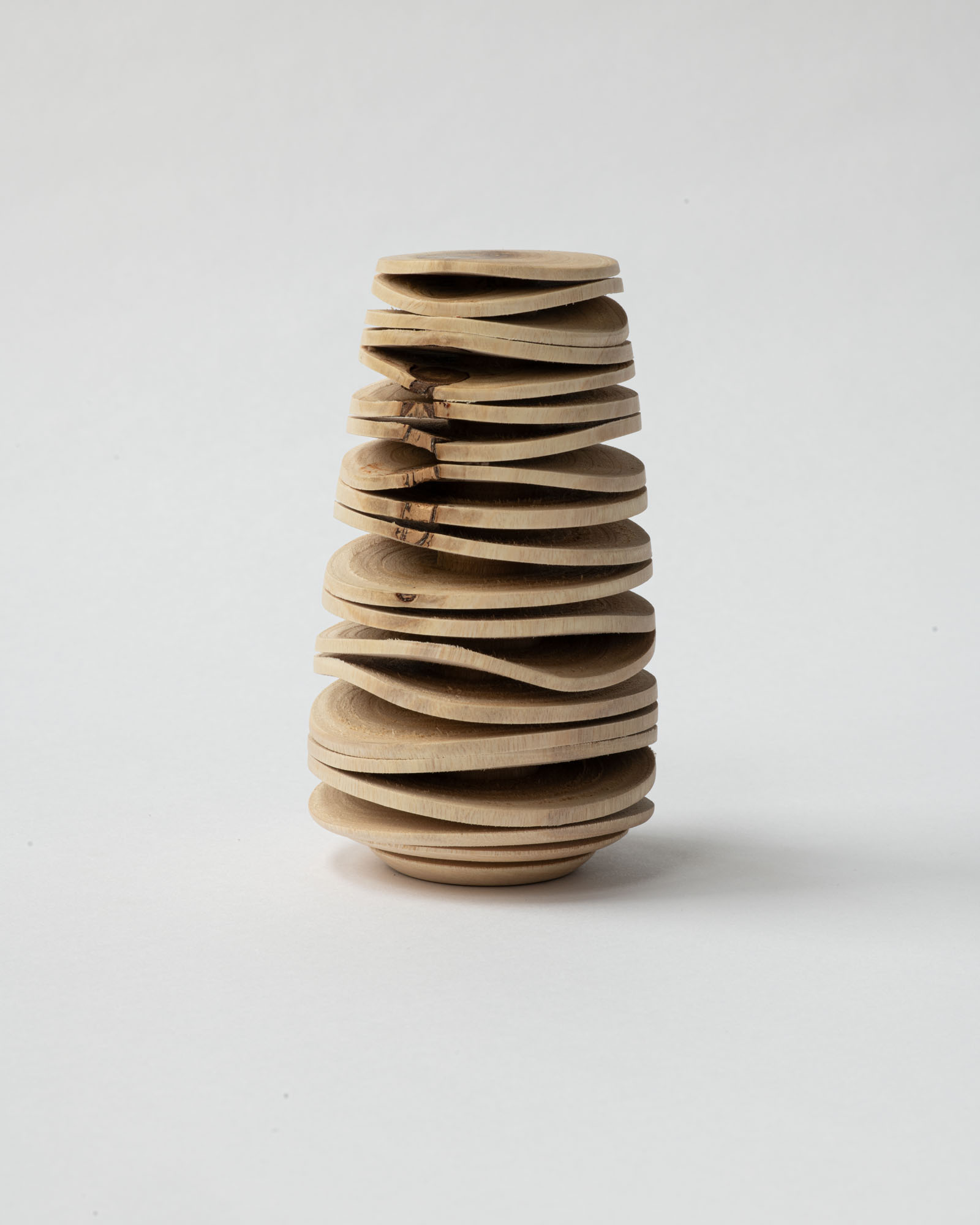 Ralph Shuttleworth 'small warped sculpture'