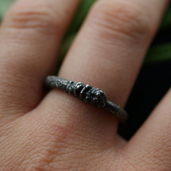 Libby Ward 'Untamed Ring 2'