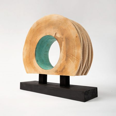 Ralph Shuttleworth 'Warped Torus Sculpture'